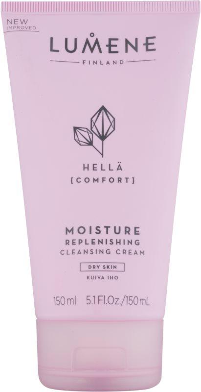 Lumene Cleansing Hellä [Comfort] crema limpiadora hidratante para pieles secas